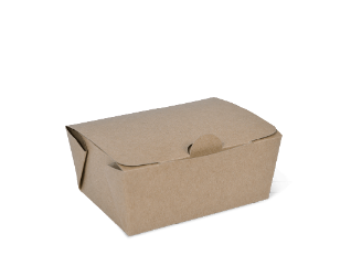 X-SMALL TAKEAWAY BOX (400ml)
