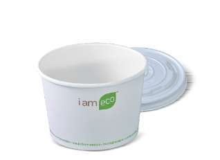 16oz I am eco™ Bowl & LID