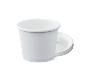 12oz Single Wall Uni-Cup & Lid