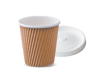 16oz RIPPLE-WRAP™ UNI-CUP & LID